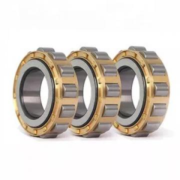 38,1 mm x 80,167 mm x 25,4 mm  Timken 26878/26830 tapered roller bearings