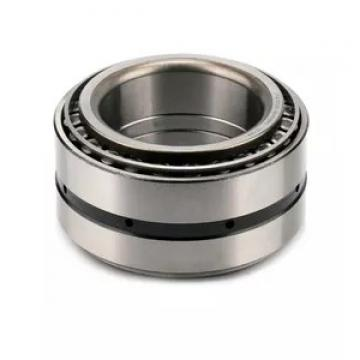 55 mm x 120 mm x 43 mm  ISB NUP 2311 cylindrical roller bearings
