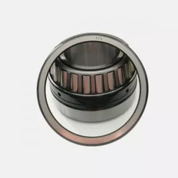 45 mm x 75 mm x 16 mm  ISO NJ1009 cylindrical roller bearings