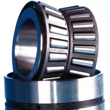 90 mm x 190 mm x 43 mm  NSK HR30318J tapered roller bearings