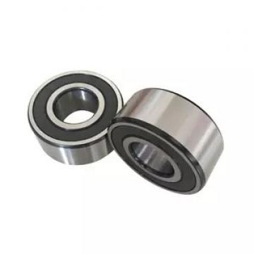 50,8 mm x 127 mm x 44,45 mm  ISO 65200/65500 tapered roller bearings